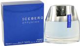 Iceberg EFFUSION by Eau De Toilette Spray for Men (2.5 oz)