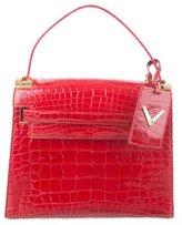 Valentino Alligator My Rockstud Bag