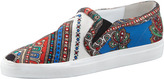 Givenchy Fabric Print Sneaker