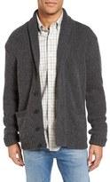 Jack Spade Men's Shawl Collar Cardigan