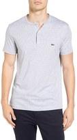 Lacoste Men's Henley T-Shirt