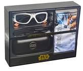 Foster Grant Unisex-Adult Rebel Pilot 10231909.COM Wrap Sunglasses