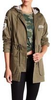 True Religion Military Patch Jacket