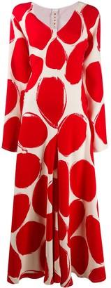 Marni Polka Dot Dress