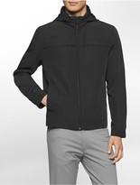 Calvin Klein Lightweight Twill Rain Jacket