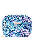 Lilly Pulitzer Travel Cosmetic Case