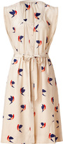 Marc by Marc Jacobs Sandshell Multicolor Finch Flight Dress