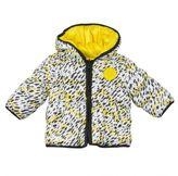 Kenzo Girls White Tiger Theme jacket