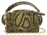 Wandler Yara Python-effect Leather Cross-body Bag - Womens - Python