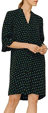 Whistles Heart Ikat Sonia Dress