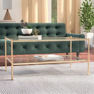 Corrigan Studio Rex Coffee Table with Storage