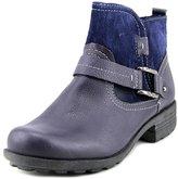 Earth Origins Paris Women US 7 Blue Ankle Boot