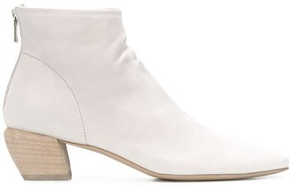 Officine Creative Mid-Heel Ankle Boots