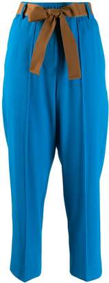 Alysi slim-fit trousers
