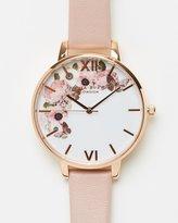 Olivia Burton Vegan Friendly Signature Floral Watch