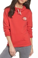 Junk Food Clothing Women's Nfl San Francisco 49Ers Sunday Hoodie
