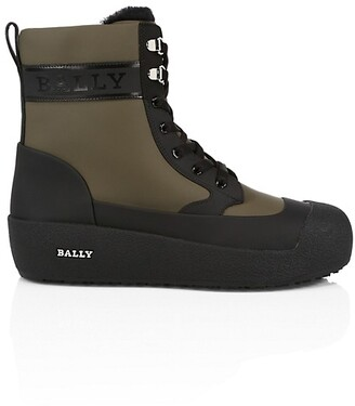 Bally Men's Curling Cuby-130 Boot