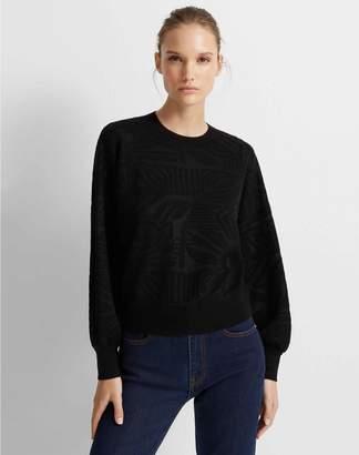 Club Monaco Geo Sweater