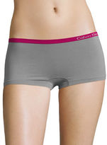 Calvin Klein Pure Seamless Boyshort Briefs