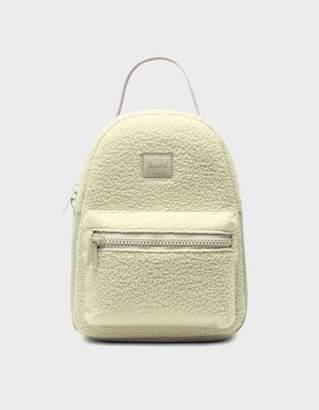Herschel Mini Nova Backpack in Overcast