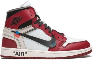 Nike x Off-White The 10: Air Jordan 1 off-white