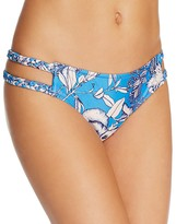 MinkPink Aquabomb Cut-Out Bikini Bottom