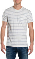 Superdry O L DARTMOUTH STRIPE PKT TEE