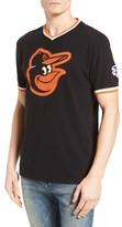 American Needle Men's Eastwood Baltimore Orioles T-Shirt
