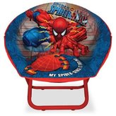 Marvel Spiderman Mini Saucer Chair Great Portable Seat For Kids