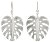 Annette Ferdinandsen Palm Leaf Earrings