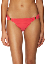 Sofia by Vix Solid Tie Sash Full Bikini Bottom