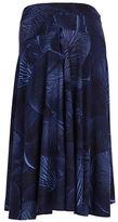 Melissa McCarthy Plus Floral Maxi Skirt