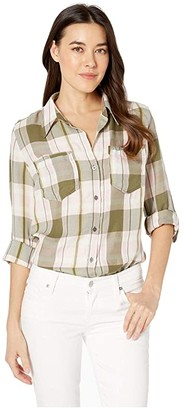KUT from the Kloth Hannah Button Down Top