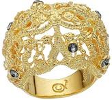 Alexander McQueen Filigree Ring