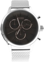 HUGO BOSS 1513549 Chronograph Watch Silver