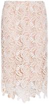 No.21 Lace Midi Skirt