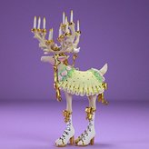 Patience Brewster Christmas Home Decor Moonbeam Mini Reindeer Ornament - Donna