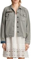 AllSaints Jemma Military Jacket