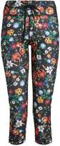 The Upside Power Wildflowers-print performance leggings