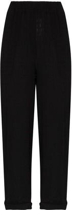 Nanushka Selah plisse trousers