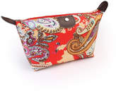 Riah Fashion Watermark Cosmetic Bag