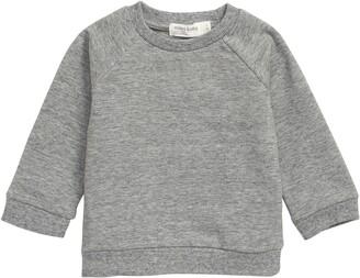 baby Stretch Organic Cotton Sweatshirt