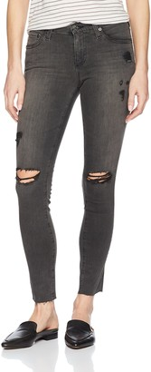 AG Jeans Women's Legging Super Skinny Ankle Destructed Jean