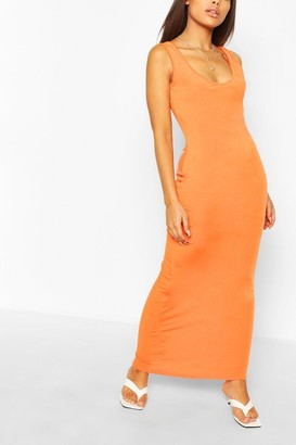 boohoo Petite Basic Maxi Dress
