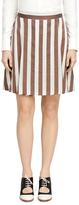 Brooks Brothers Silk Skirt