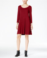 Style&Co. Style & Co. Petite Swing Dress, Only at Macy's