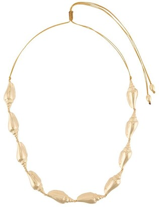 Tohum Colubra Shell Necklace