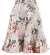 Zimmermann Radiate Flip Skirt