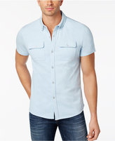 Kenneth Cole Reaction Men's Dual-Pocket Cotton Shirt