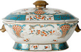One Kings Lane Vintage Porcelain Tureen with Lid